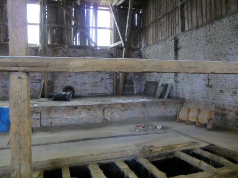 schafscheune hofk serei vietschow leader region g strower landkreis. Black Bedroom Furniture Sets. Home Design Ideas