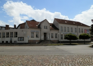 Das Kulturhaus in Teterow soll wiederbelebt werden.